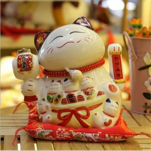 Cách thỉnh mèo, cúng mèo thần tài cho cửa hàng hoặc shop