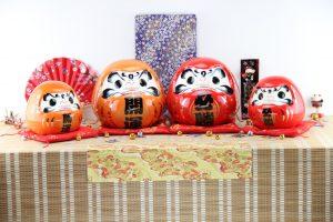 Những điều cần biết về Daruma sự nghiệp – Búp bê may mắn Nhật Bản