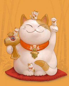 Sự tích ra đời của mèo thần tài Nhật Bản – Có thể bạn chưa biết