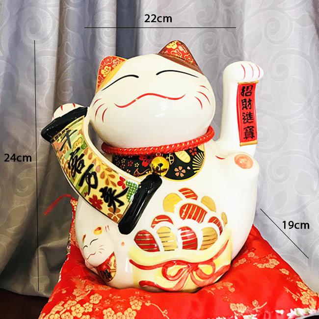 Mèo vẫy tay SW380