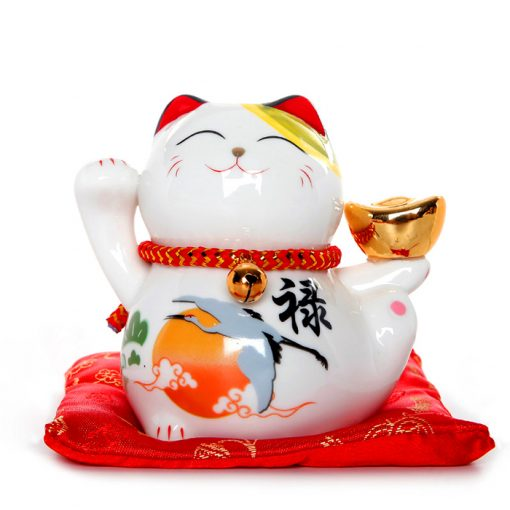 Mèo thần tài Kim Phúc Lâm Môn