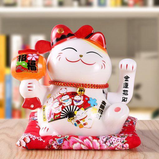 Mèo vẫy tay Công Thành Danh Toại