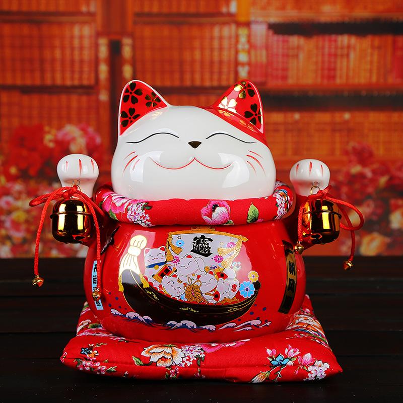 Mèo thần tài đa phú quý