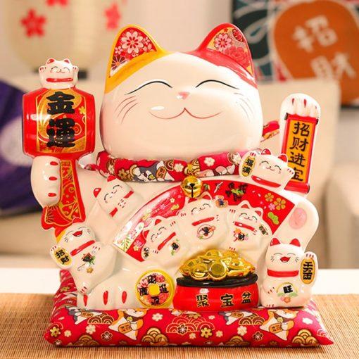 Mèo vẫy tay Lộc Phát Quanh Năm